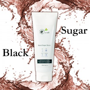 Black Sugar Scrub 250ml