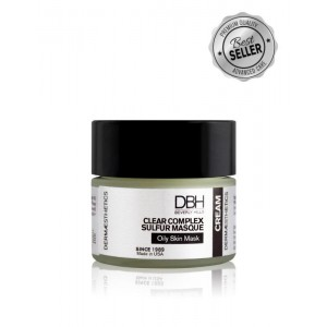 Clear Complex Sulfur Mask 1 oz