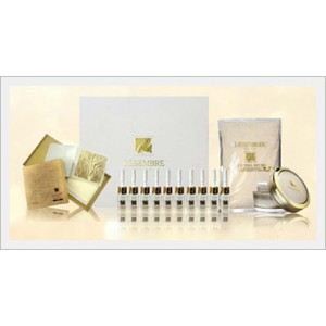 Desembre 24K Gold Facial Mask _Luxury Gold Therapy