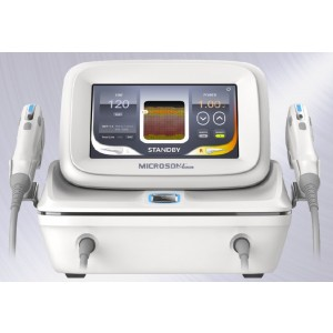 Microson Dual-HIFU technology portable size by eunsung global