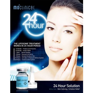 24 Hour Solution  AM/PM moclinical 5 ml x 10