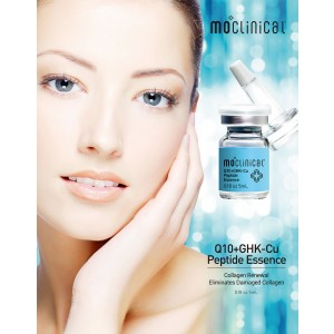 Q10+GHK-Cu Peptide Essence moclinical