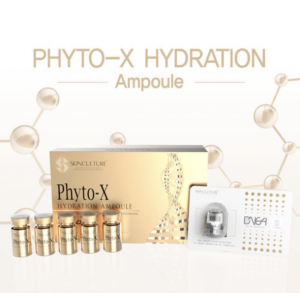 PHYTO X HYDRATION AMPOULE and DN64 gold