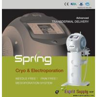 Spring cryogenic system and electroporation by eunsung global