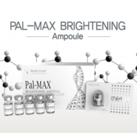 PAL MAX BRIGHTENING AMPOULE and DN64 gold